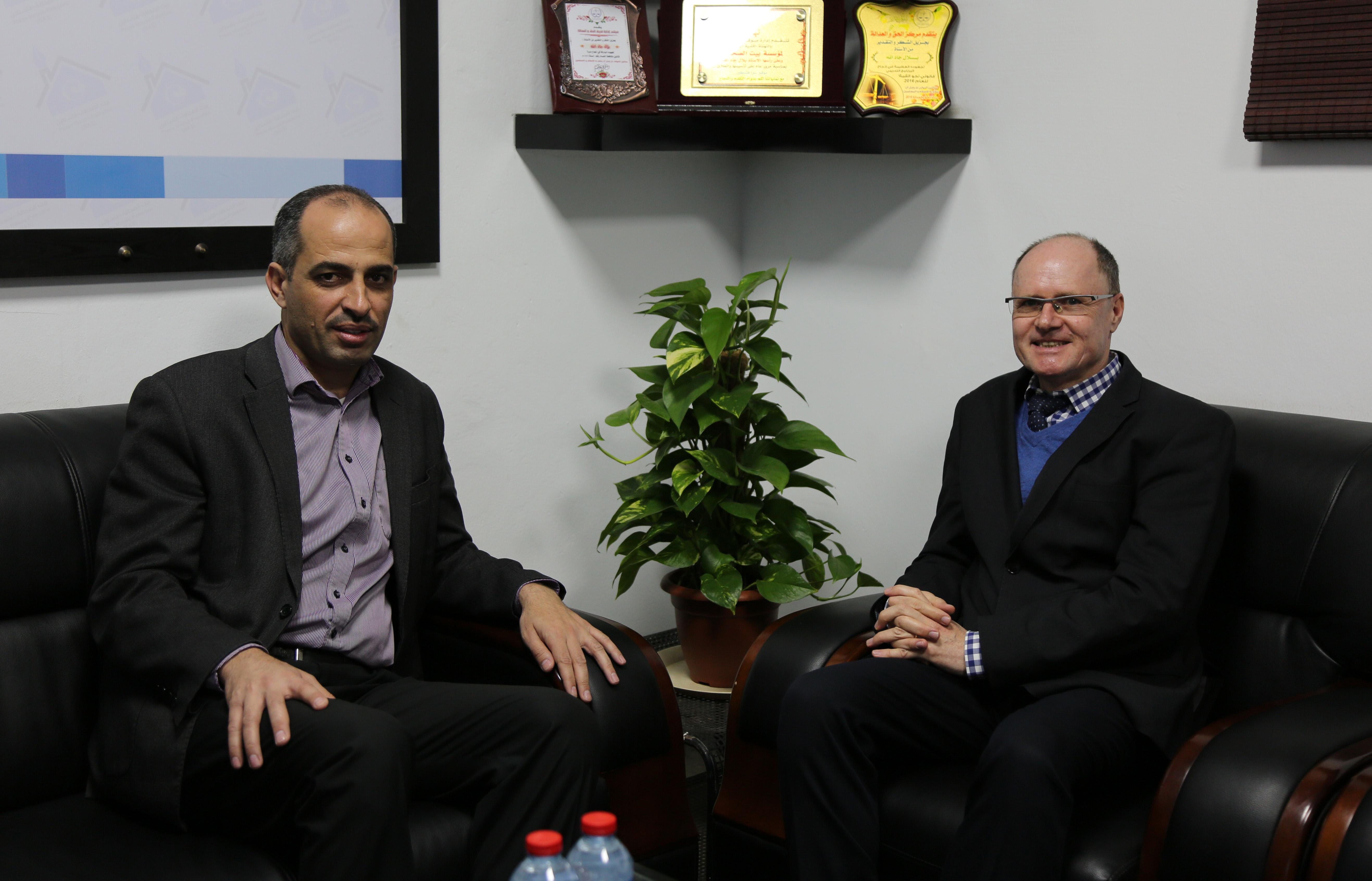 مدير مكتب غزة بالـ