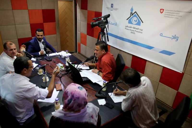 بيت الصحافة تنظم لقاء
