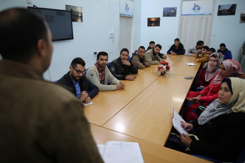 بيت الصحافة تستضيف دورة تدريبية حول التحرير الصحفي