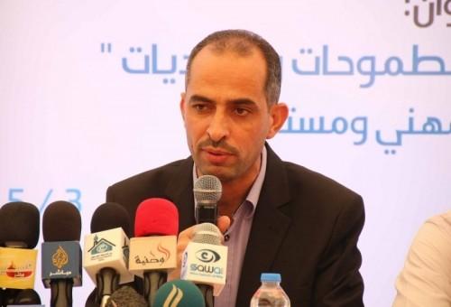 بيت الصحافة توجه رسائل لممثلي الدول الاوروبية للضغط من أجل الافراج عن الصحفي القيق