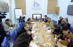 بيت الصحافة تنظم لقاءا مهما حول أزمة الكهرباء في قطاع غزة