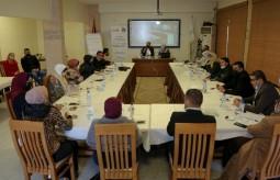 لقاء طاولة مستديرة حول سُبل تعزيز الوعي القانوني للصحفيين