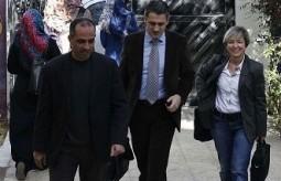 نائب رئيس البعثة الالمانية بالأراضي الفلسطينية يزور بيت الصحافة