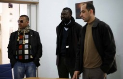 رئيس الصليب الأحمر بغزة يزور بيت الصحافة