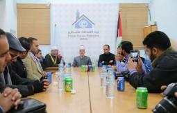 بيت الصحافة تستضيف لقاءً دينياً بمناسبة ذكرى المولد النبوي الشريف