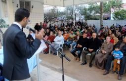 بيت الصحافة تستضيف حفلا تكريماً للشبكة الفلسطينية للصحافة والاعلام