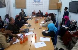 بيت الصحافة تنظم لقاءً حول واقع المرأة خلال وبعد العدوان الاسرائيلي