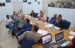 بيت الصحافة تنظم لقاء عصف ذهني لتطوير عملها خلال المرحلة المقبلة