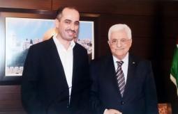 رئيس مجلس إدارة بيت الصحافة يلتقي الرئيس عباس برام الله