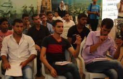 """بيت الصحافة تستضيف حفلاً بعنوان """"صحفي بين المخالب"""""""