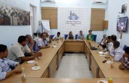 بيت الصحافة يقيم حفل استقبال لصحفيين أجانب