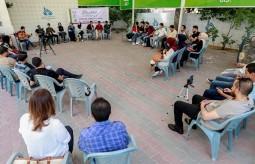 المجالس الشبابية بالتعاون مع مجلة 28 ينظمان أمسية ثقافية ببيت الصحافة
