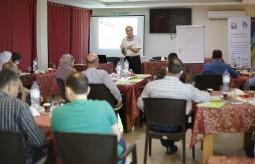 """وزارة الصحة بغزة تنفذ مبادرة """"نحو كادر إعلامي متمیز لمواجھة جائحة كورونا إعلامیا وتثقیفیا"""""""