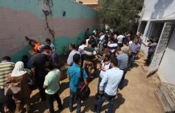 بيت الصحافة تكرم الصحفيين الشهداء بزراعة شجرة لكل شهيد في مقرها