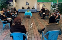 """ندوة بعنوان """" سُبل تعزيز الكتابة الأدبية والثقافية في الإعلام الفلسطيني """""""