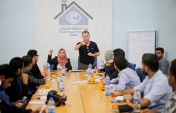 بيت الصحافة يعقد لقاء تبادل خبرات مع المصور العالمي السويدي