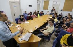 بيت الصحافة ينظم ورشة عمل بالشراكة مع وزارة الصحة الفلسطينية بغزة
