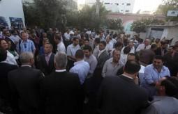 افتتاح المقر العام لبيت الصحافة -فلسطين بمدينة غزة