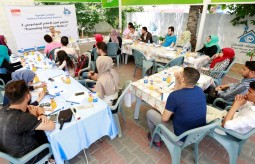 بيت الصحافة يختتم 4 جلسات تثقيفية ضمن مشروع تعزيز الاعلام الموضوعي