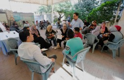 لقاء بعنوان المبادرات المجتمعية تحدي وتغيير