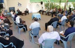 """الصالون الثقافي في بيت الصحافة يعقد ندوة بعنوان """"دور المؤسسة الرسمية في دعم الإبداع الفلسطيني"""""""
