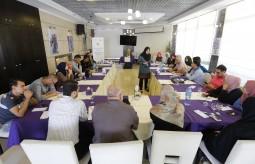 بيت الصحافة ينظم جلسة تقييم و تحديد احتياجات