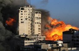 انتهاكات الحريات الإعلامية في فلسطين خلال شهر مايو 2021