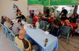 ابداع المعلم والائتلاف التربوي ينظمان مؤتمرًا صحفيًا في بيت الصحافة لإطلاق حملة تعليمية