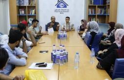 تجمع طلاب المنح التركية_فلسطين يعقد لقاءً مع المقبولين في المنحة