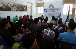 بيت الصحافة تستضيف لقاء لتبادل الخبرات الإعلامية