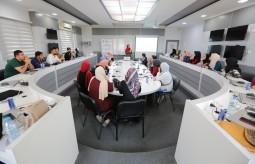لقاء لمشروع تعزيز المساواة والانسجام المجتمعي الفلسطيني