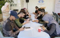 بيت الصحافة ينظم جلسة تغريد ضمن حملة 16 يوم لمناهضة العنف ضد المرأة