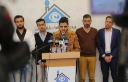 كًتاب من غزة يستنكرون منعهم من السفر الى رام الله