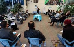 يوم تدريبي حول دليل الحماية القانونية للصحفيين