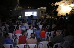 بيت الصحافة و شركة كونتينيو يعرضان فيلم العين الثالثة