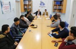 بيت الصحافة يستضيف لقاء حواري مع شركة توزيع الكهرباء
