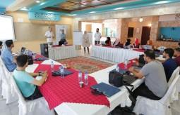 بيت الصحافة يختتم الدورة التدريبية الأولى من برنامج الصحفي الشامل