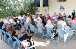 صالون نون يستعرض 'الضلع الثالث' في بيت الصحافة بغزة