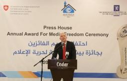 سفير سويسرا جوليان ثوني