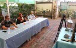 جلسة حوارية لتقييم دور الإعلام في دعم الثقافة