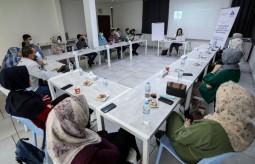 ورشة توعية قانونية للصحفيين حول مبدأ سرية المصادر الإعلامية في القانون الفلسطيني