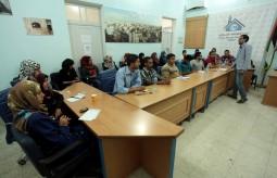 غزة: بيت الصحافة تختتم دورة في صحافة المواطن والاعلام المجتمعي