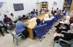 بيت الصحافة وسفينة الشباب يبحثان آليات تثقيف المؤسسات الإعلامية