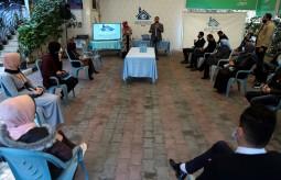 ورشة توعية حول جرائم النشر في القانون الفلسطيني
