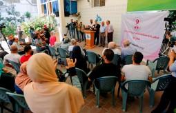 من بيت الصحافة.. الإعلان عن إقامة مستشفى لعلاج مرضى السرطان بغزة