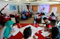 بيت الصحافة يختتم دورة تدريبية حول التحرير الصحفي