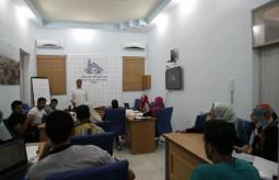 بيت الصحافة تعقد ثالث دوراتها التدريبية