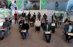 """بيت الصحافة يختتم دورة تدريبية بعنوان """"الرقابة الإعلامية على الانتخابات الفلسطينية"""""""