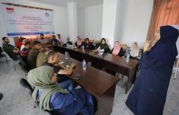 بيت الصحافة ينهي سلسلة جلسات توعية