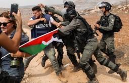 انتهاكات الحريات الإعلامية في فلسطين